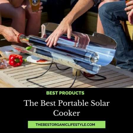 best portable solar cooker