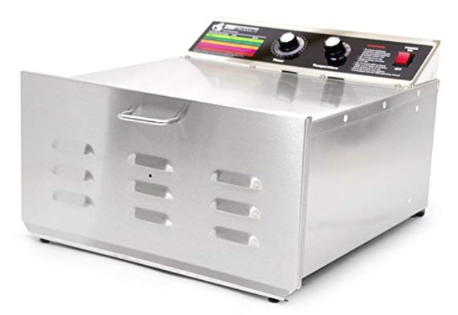 TSM Products Stainless Steel Food Dehydrator
