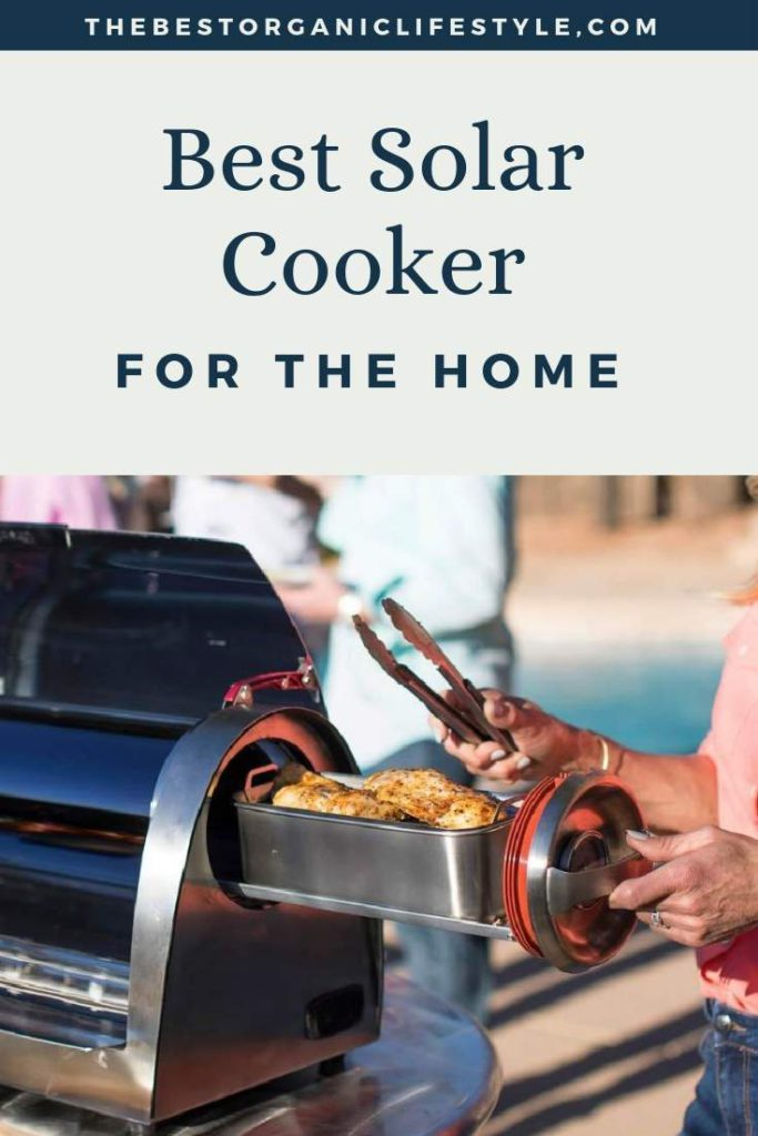 best solar cooker for home use