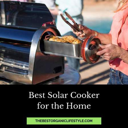 best solar cooker for the home