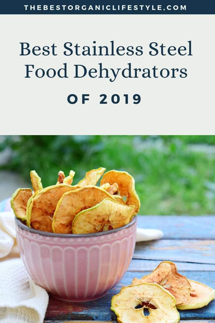 best stainless steel food dehydrators