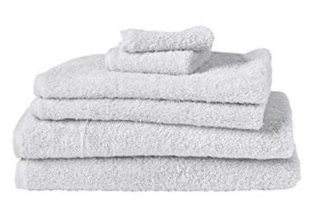 Coyuchi 6 Piece Organic Cloud Loom Towel Set