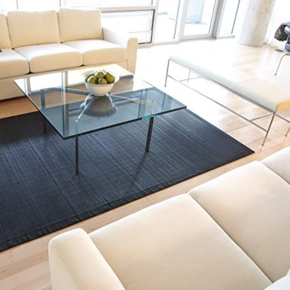 best bamboo natural rugs for high traffic
