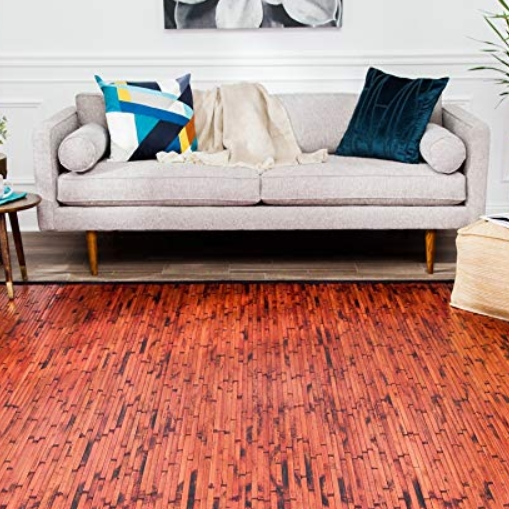 best bamboo rugs for heavy traffic