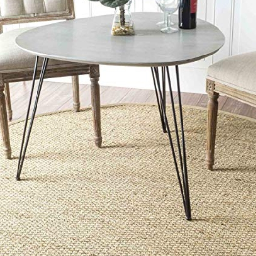 nuloom seagrass rug - best seagrass rug for high traffic areas
