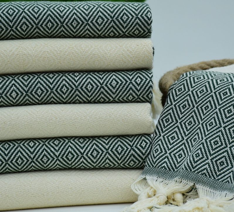 organic turkish cotton towels on Etsy