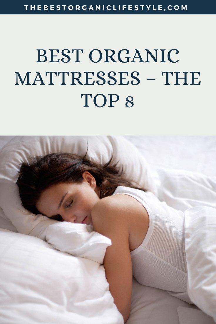 best organic mattresses