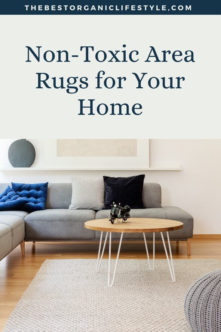 Non-Toxic Area Rugs For Your Home | The