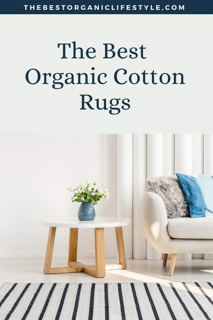 the best organic cotton rugs