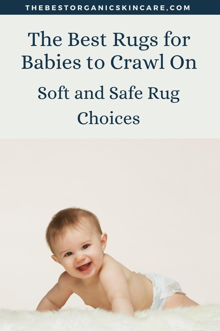 best rugs for baby to crawl on