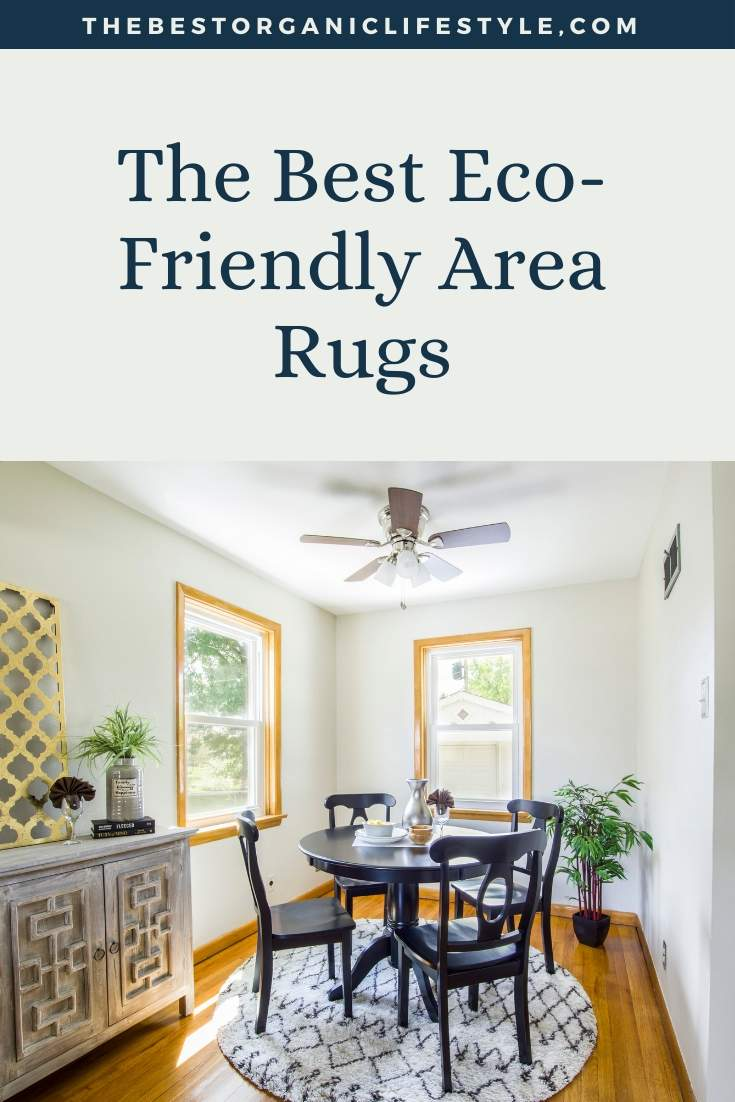 the best eco friendly area rugs