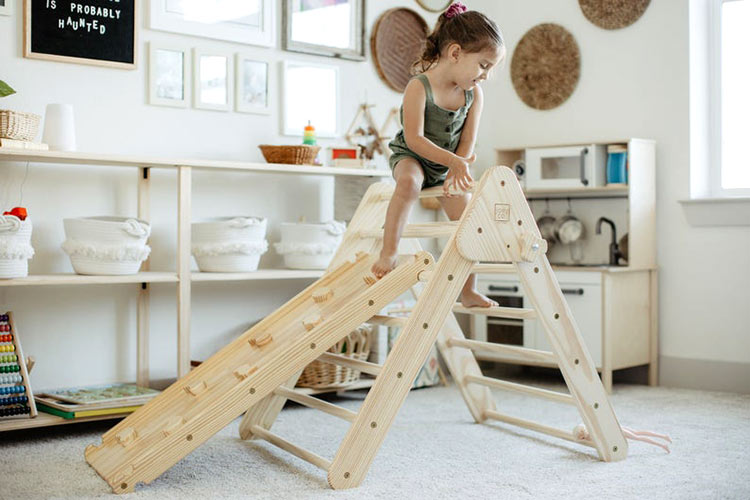 Best climbable wooden toys joey co