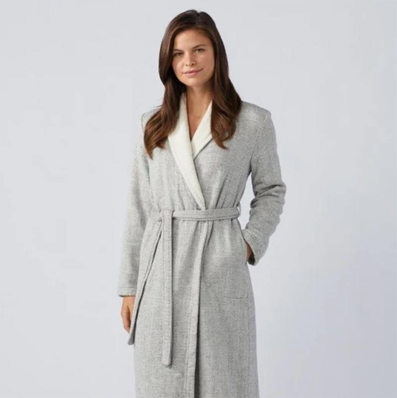 best organic cotton robes coyuchi