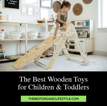 Best wooden toys for children and toddlers