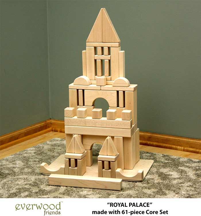 Best wooden toys for children - best wooden blocks - Everwood 2