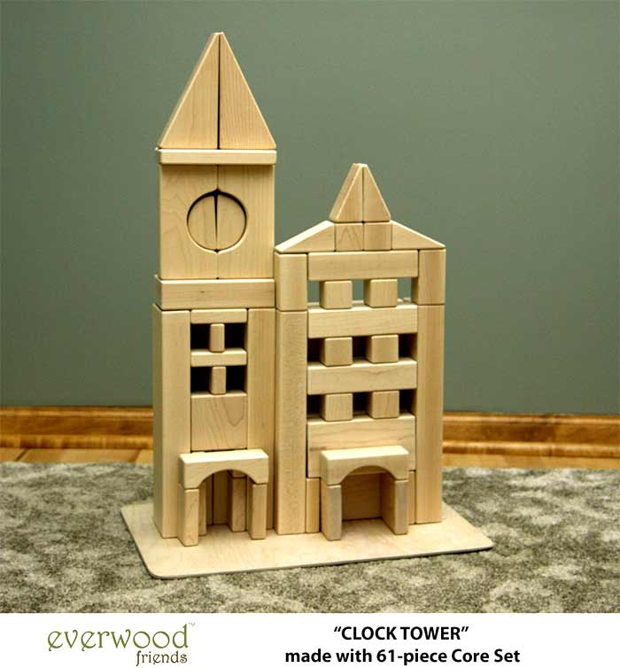 Best wooden toys for childresn best blocks Everwood 3