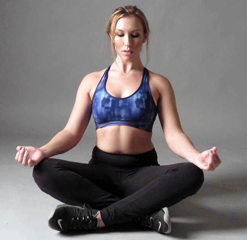 Ways to Relieve Stress at Home: Meditate