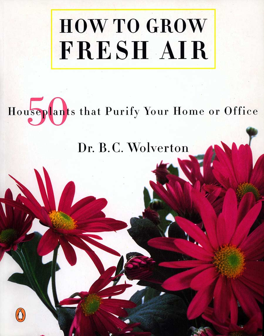Houseplants : Best Indoor Air Filters - BOOK: How to Grow Fresh Air by B.C. Wolverton